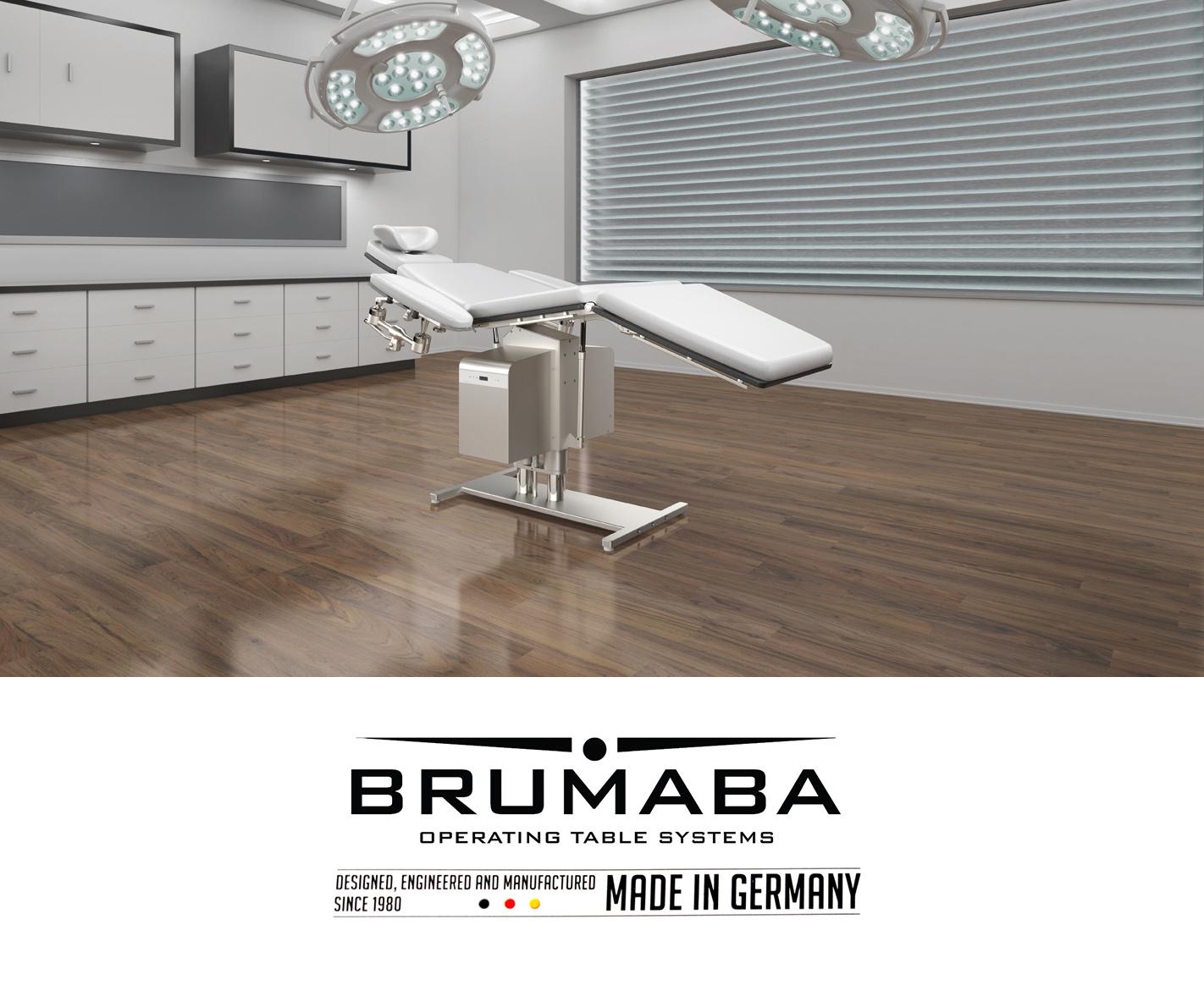 Novo u ponudi → BRUMABA kirurški stolovi